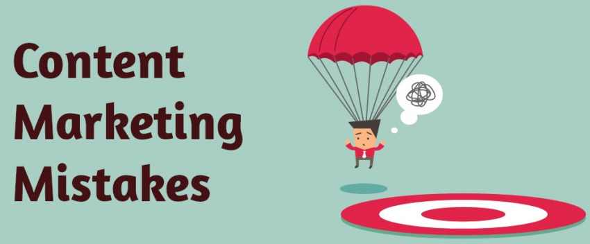 Seven Mistakes Killing Your Content Marketing