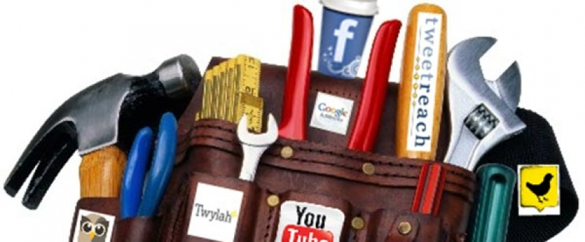 INFOGRAPHIC: 25 Social Media Tools Your Brand Should Be Using