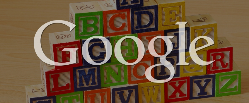 "Alphabet is launched. And Google is just the ""G"" in it."